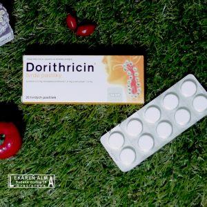 DORITHRICIN 20 pastiliek