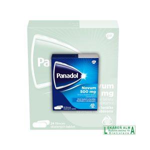PANADOL NOVUM 500mg 24 tabliet