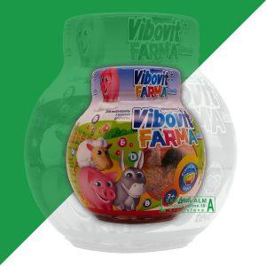 VIBOVIT+ FARMA GUMMIES 50 pastiliek